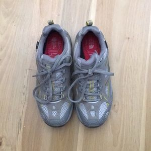 The North Face hiking shoes- worn twice
